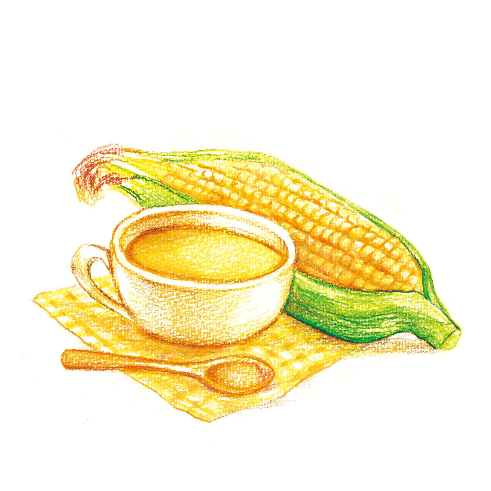 cornpotage